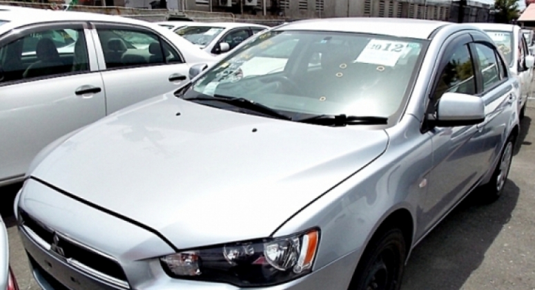 2012 Mitsubishi GALANT FORTIS